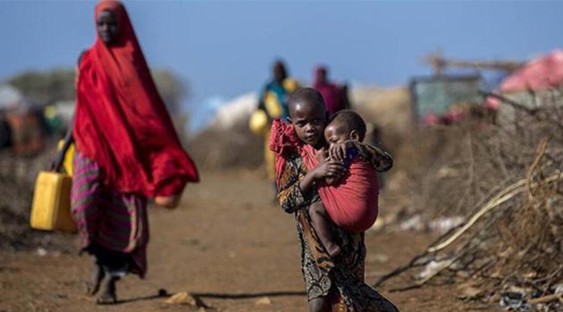 Zambiya'da 2,3 milyon kişi acil insani yardıma muhtaç
