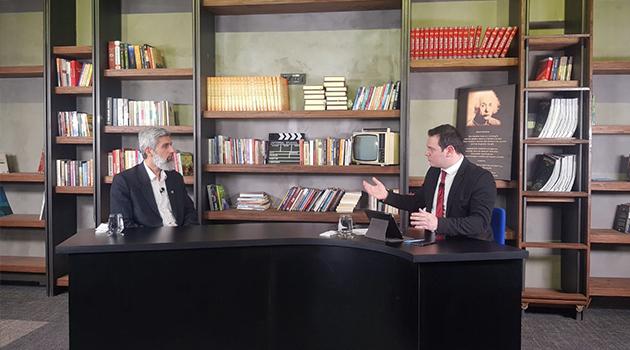 Alparslan Kuytul Hoca Zanka TV'nin Konuğu Oldu