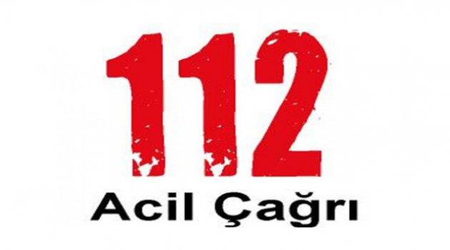 112 çağrılarının yüzde 95'i asılsız ihbar