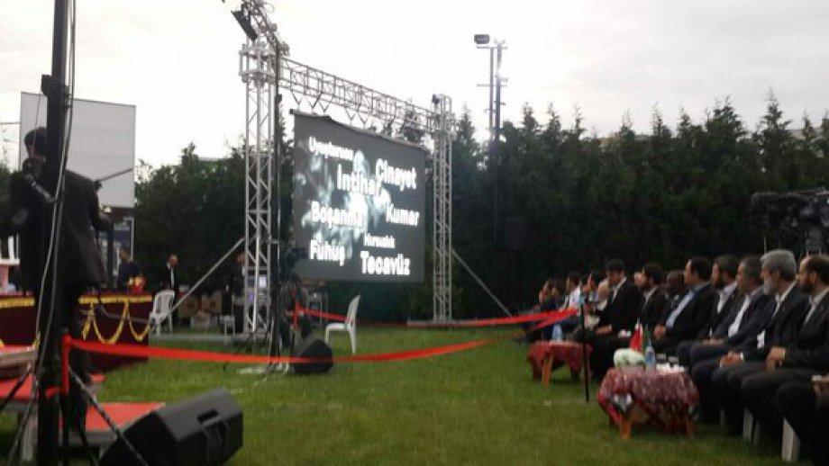 5 İl'de 5 Konferansın Görüntüleri