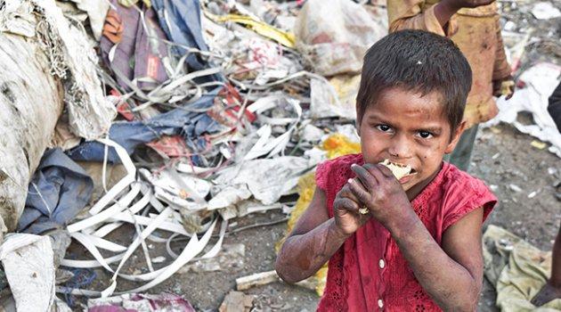 150 milyon çocuk yetersiz besleniyor