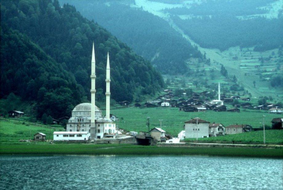 Muhteşem Karadeniz Yayla Manzaraları