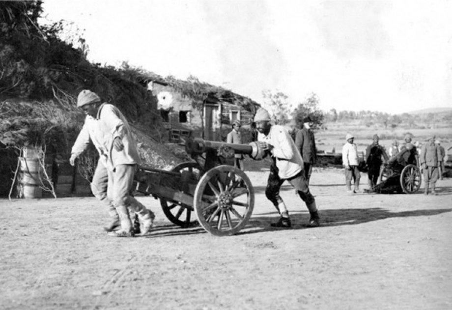 Çanakkale Savaşından Unutulmaz Kareler