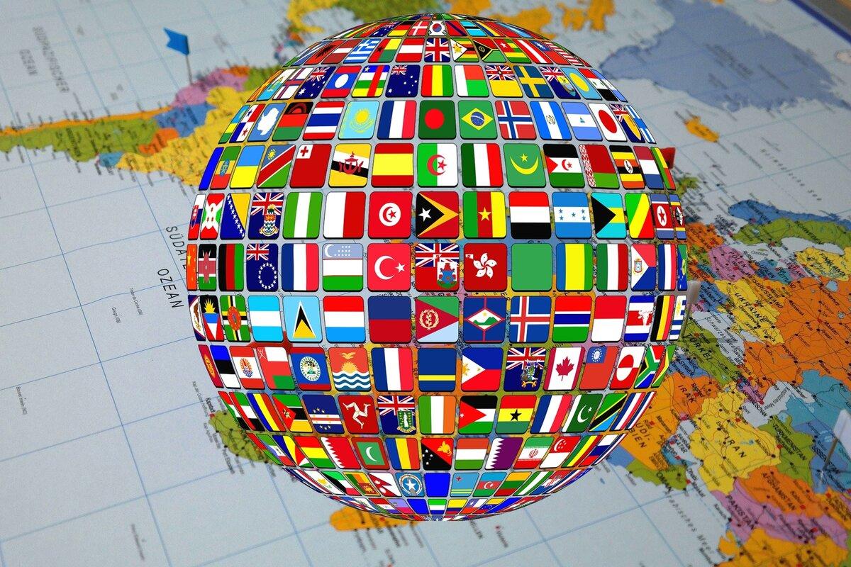 dünya ülkeleri