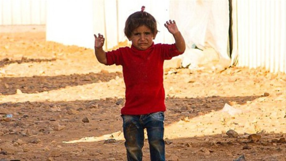 Suriye'de Çocuk Olmak