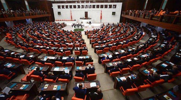 44 milletvekilinin dokunulmazlık dosyası TBMM'de