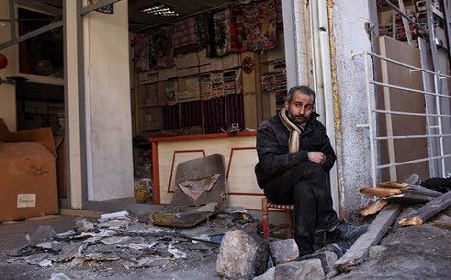 Sokağa Çıkma Yasağından Sonra Sur'dan İlk Görüntüler