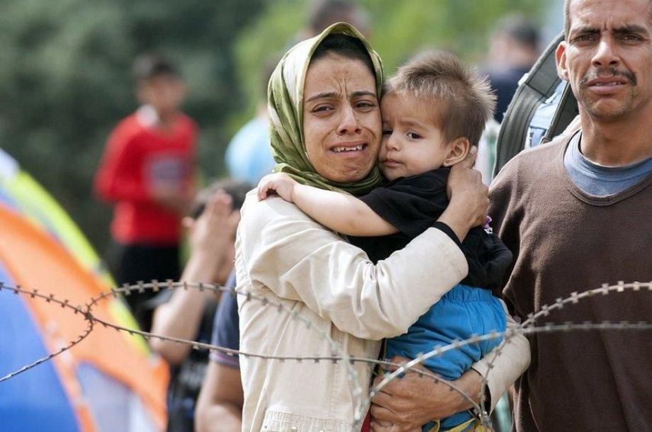 Makedonya Mültecilere Kapılarını Açtı