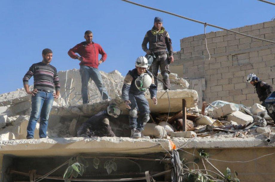 İnsanlığın Kaybolduğu Ülke: Suriye