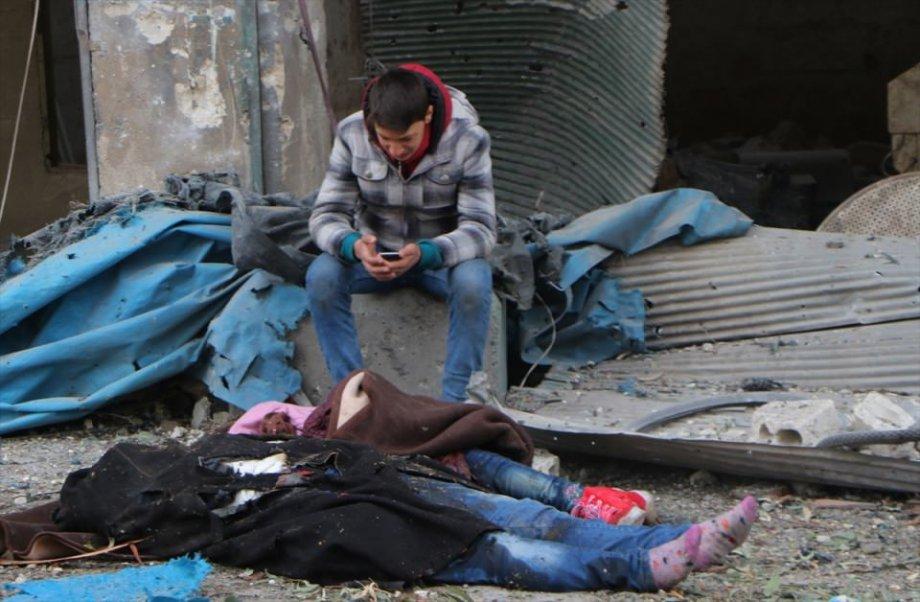 Suriye'de hayat rakamlardan ibaret