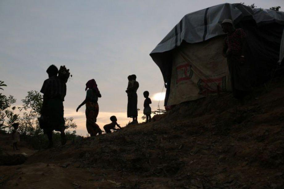 Mülteci Kamplarında Arakanlı Müslümanların Zorlu Yaşamı