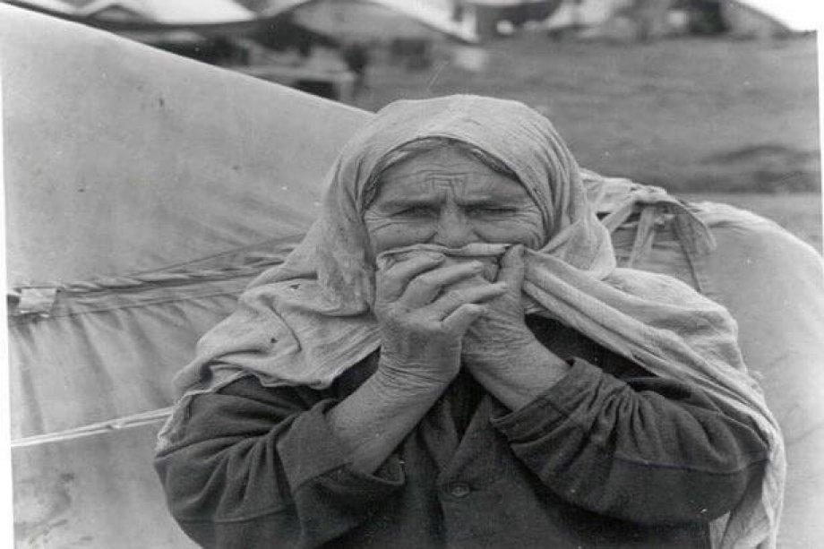Fotoğraflarla Büyük Felaket (Nekbe)