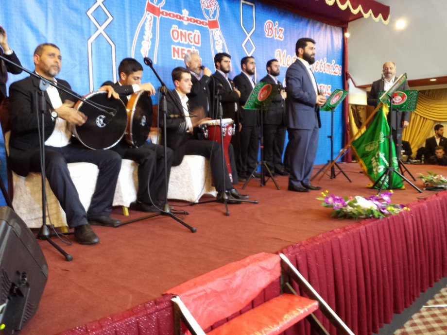 Furkan Vakfı Elazığ Ve Erzurum Konferansları