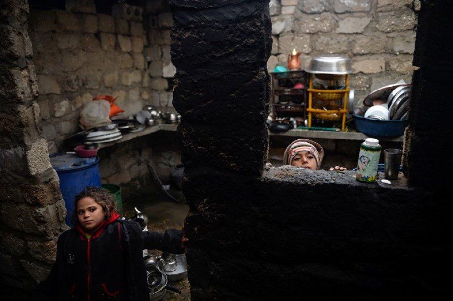 Gazze'de soğuk hava