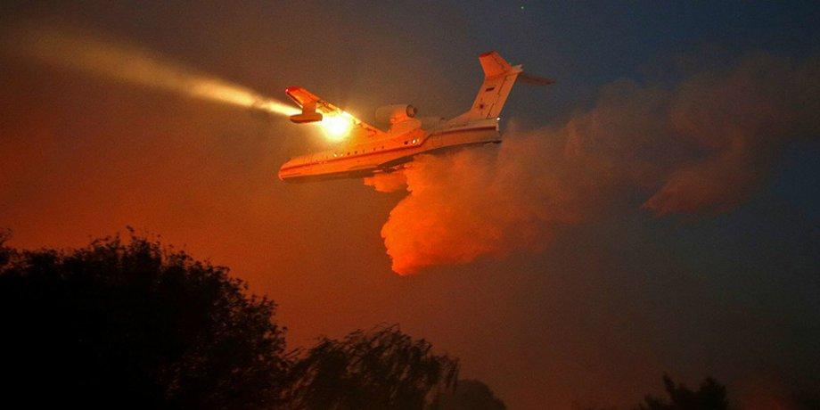 İsrail Yangınında Çekilmiş 10 Fotoğraf