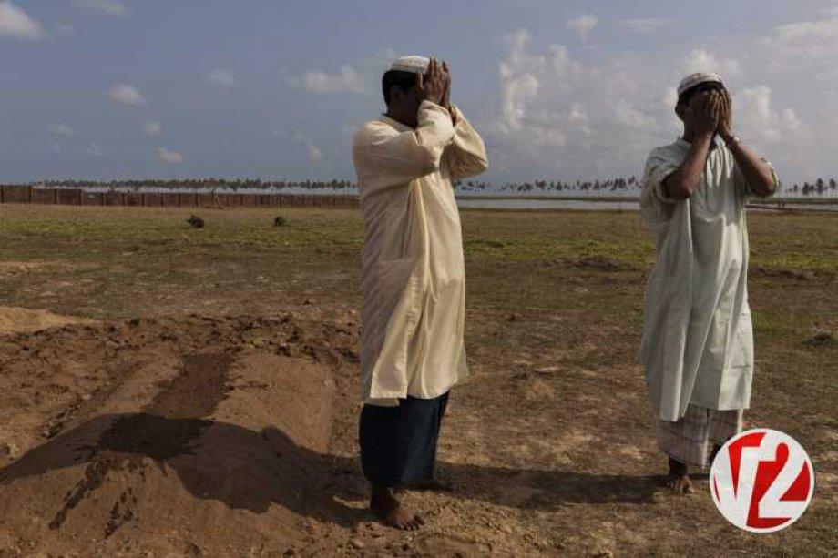 Arakanlı Müslümanların Zor Yaşamı