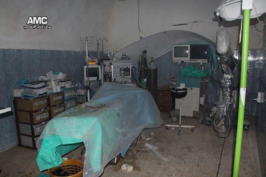 Zalimler 1 ayda 9 hastaneyi vurdular