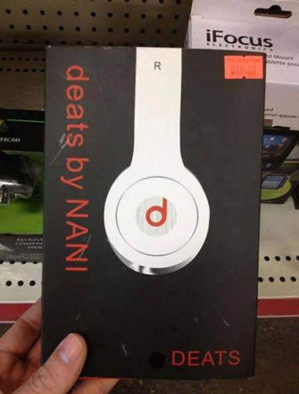 Çinliler çakma ürün olayını abartmış!