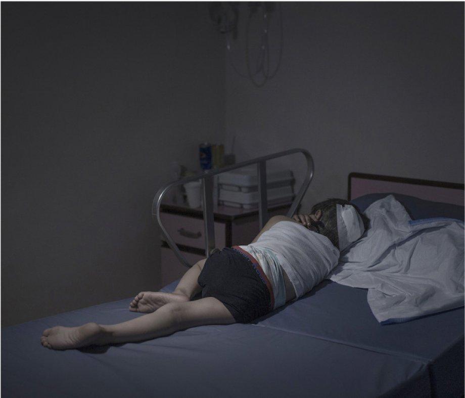 Ümmetin mazlum çocukları nerelerde uyuyor?