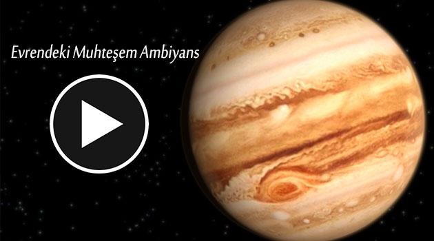 Evrendeki Muhteşem Ambiyans-Jüpiterden Gelen Sesler