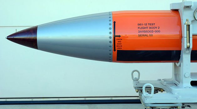 """""""ABD'den İncirlik'e Yeni Atom Bombaları Gelecek"""" İddiası"""