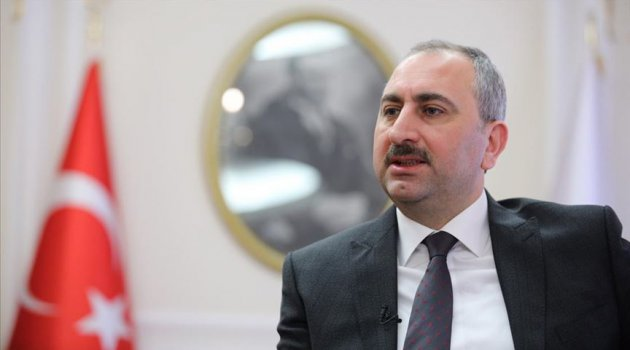 Adalet Bakanı: Öcalan'la görüşme yasağı kaldırıldı