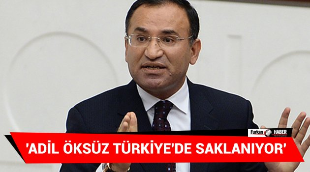 'Adil Öksüz Türkiye'de saklanıyor'