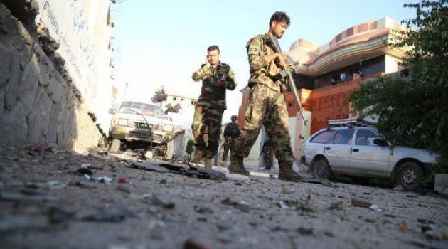 Afganistan'daki patlamada 7 çocuk öldü