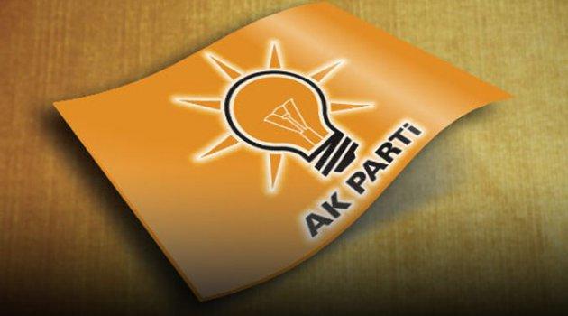 AK Parti'de iki il başkanı istifa etti