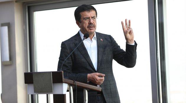 AKP'li Zeybekci: İttifaklar olmasaydı biz İzmir Büyükşehir Belediye Başkanlığı'nı kazanmıştık