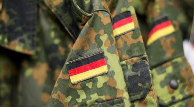 Alman ordusu Irak'taki operasyonlarını durdurdu