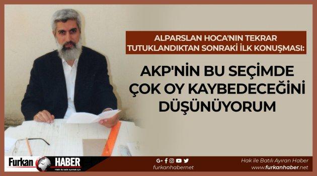 Alparslan Hoca'nın Tekrar Tutuklandıktan Sonraki İlk Konuşması Yayımlandı!