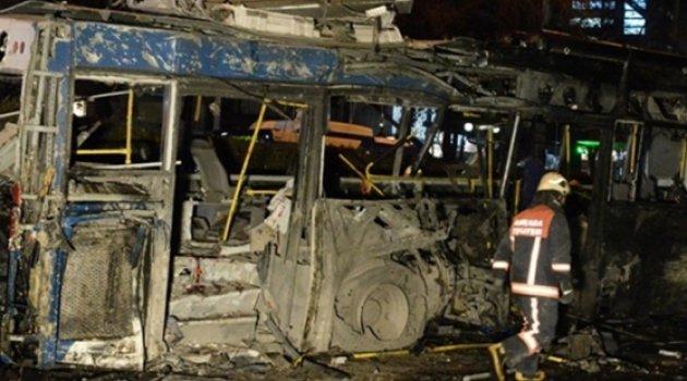 Ankara'daki patlama dünya gündeminde