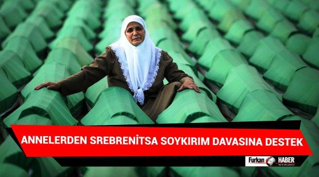 Annelerden Srebrenitsa Soykırım Davasına Destek