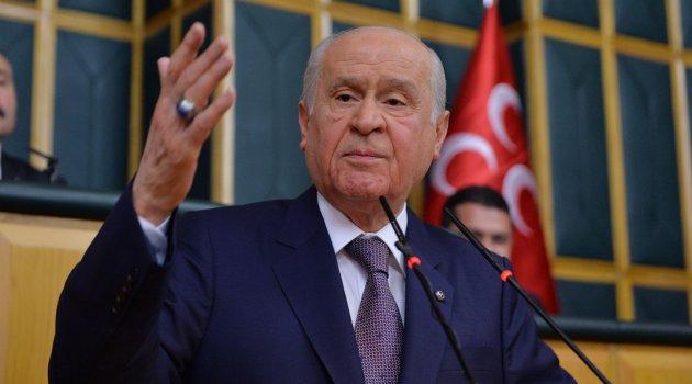 Bahçeli'den af açıklaması: Af teklifi başka Cumhur İttifakı başka