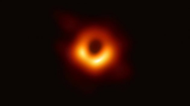 Bilim insanları ilk 'kara delik' görüntüsünü yayınladı