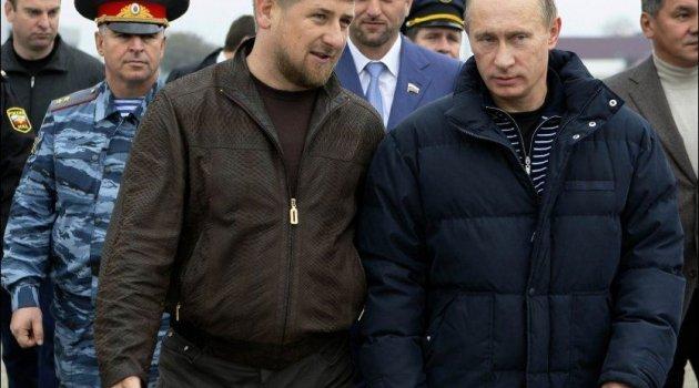 Bir Zamanlar Ramzan Kadirov!