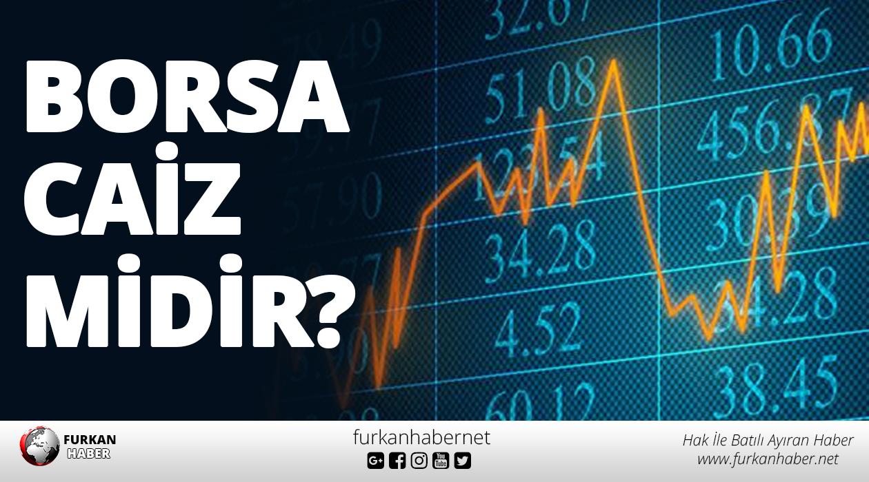 Borsa caiz midir?