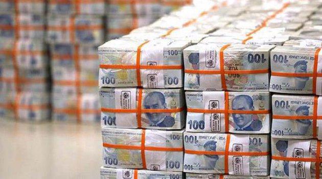 Bütçe açığı ilk çeyrekte 36.2 milyar lira