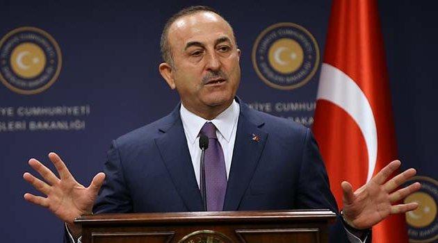 Çavuşoğlu'ndan ABD'ye tepki: Bu karar tüm ülkeleri etkileyecek