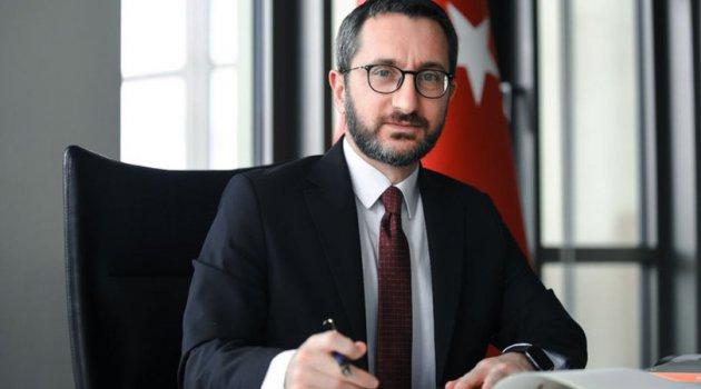 Cumhurbaşkanlığı İletişim Başkanı: Türkiye'de basın özgürlüğü konusunda herhangi bir sorun yok