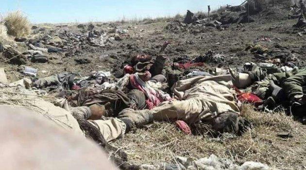 Deyrizor'da vahşi katliam
