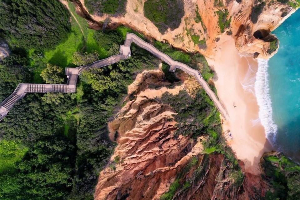 Drone ile çekilmiş en iyi 10 fotoğraf