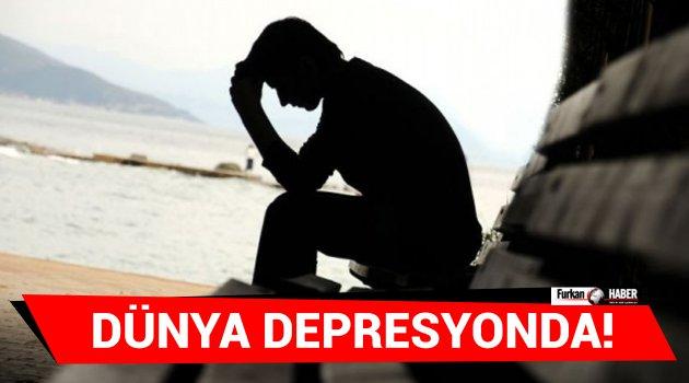 Dünya Depresyonda!