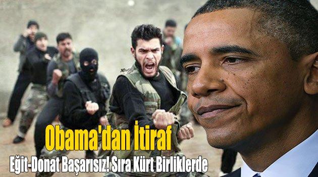 Eğit-Donat Başarısız! Sıra Kürt Birliklerde