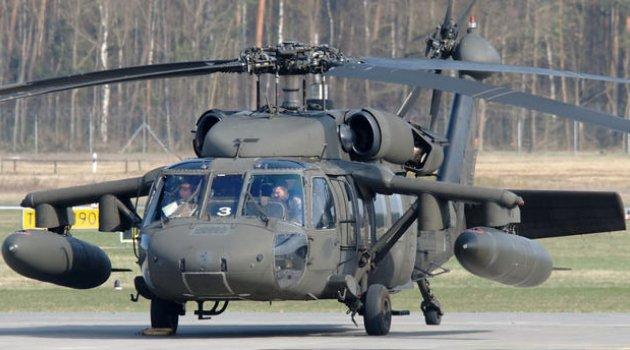 Emniyete ABD silahları yasaklanmıştı, bakanlık 20 adet ABD helikopteri alacak