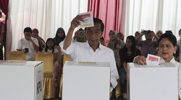 Endonezya'da başkanlık seçimi sonuçlarına itiraz