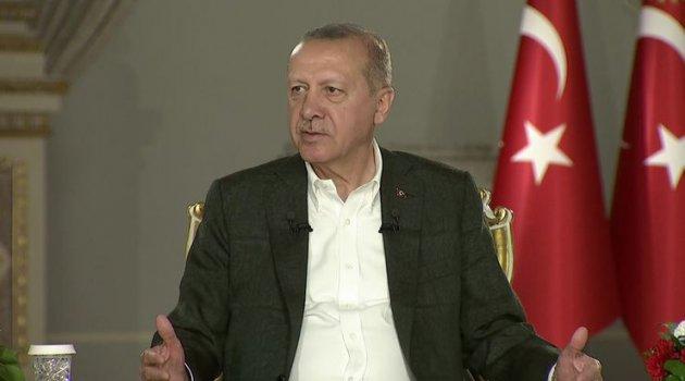 Erdoğan: Biz S-400 konusunu bitirdik