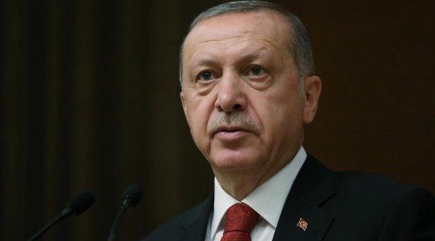 Erdoğan'dan Rivlin ve İsrail halkına başsağlığı mesajı
