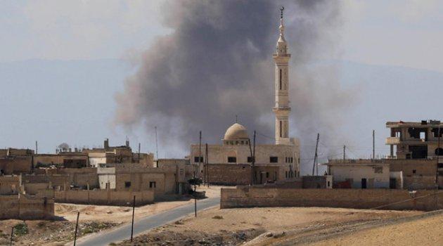 Esed rejiminden İdlib'e saldırı: 12 ölü